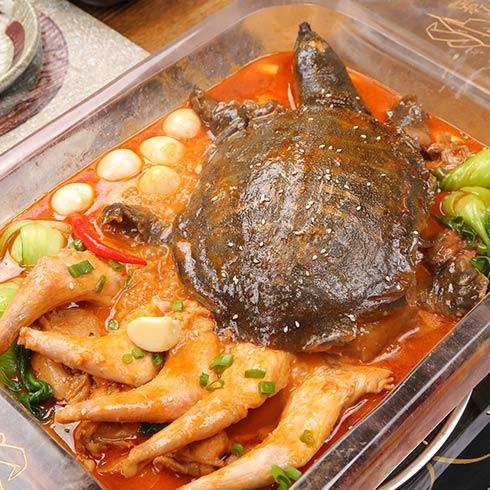 兔入江湖主题餐厅-龟魔王
