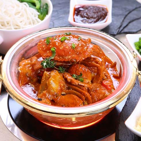 兔入江湖主题餐厅-红油小蟹