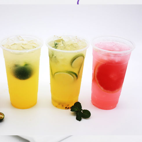 玛丽莲甜品-完美果味茶饮
