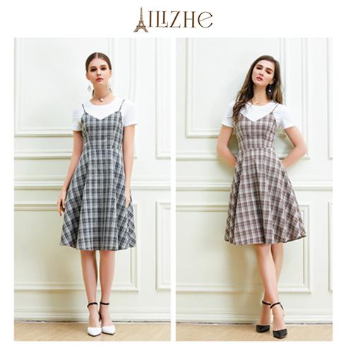 艾丽哲女装-新款韩版女裙