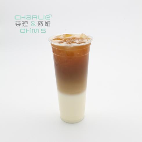 茶理&欧姆-青柠蜂蜜奶茶