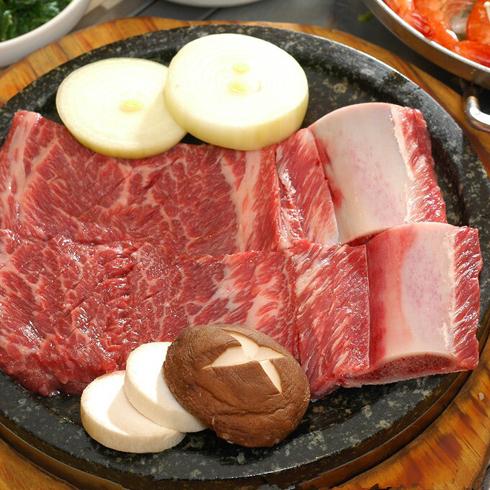 尚品宫纸上烧烤--厚切五花肉