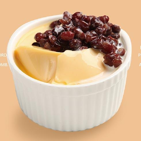 e号冰站冰淇淋-红豆布丁