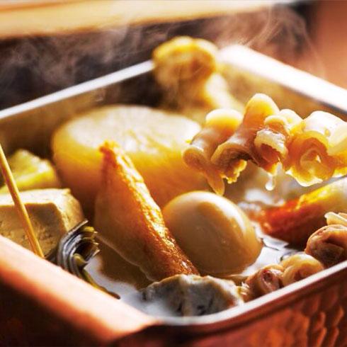 麦勒士西式快餐-关东煮