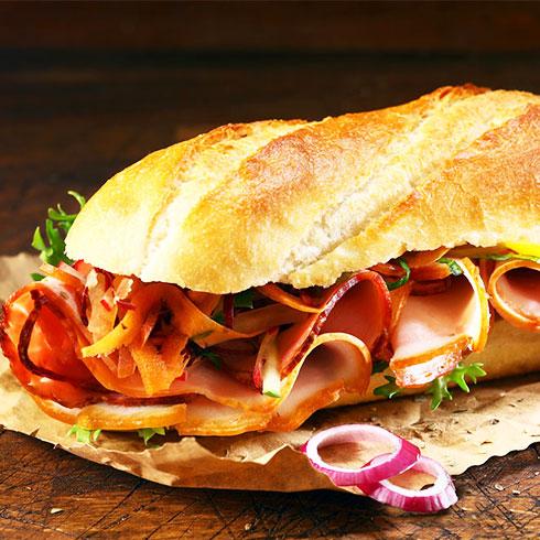 麦勒士西式快餐-美人鱼热狗
