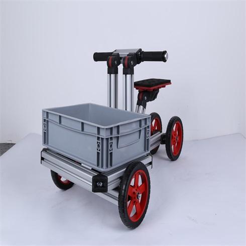 淘气神童魔变童车-四轮运输车