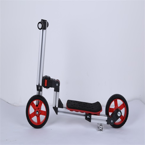 淘气神童魔变童车-二轮滑板车