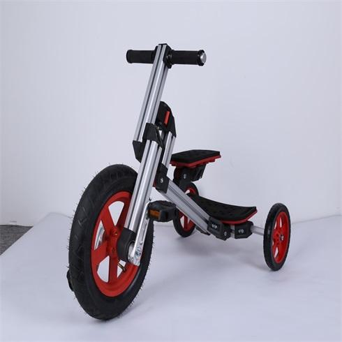 淘气神童魔变童车-立式踏板车