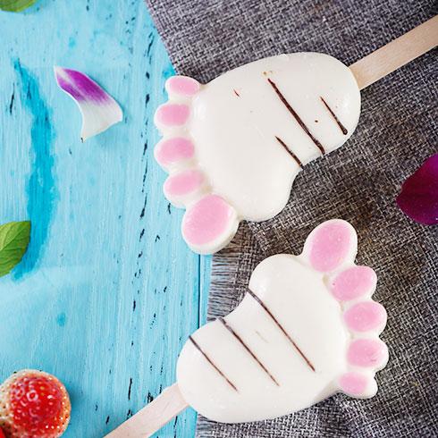 多味可冰淇淋-爱的脚印