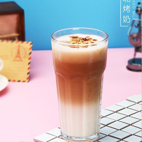 冰雪时光饮品-台北烤奶