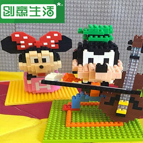 创意生活百货超市-拼装玩具