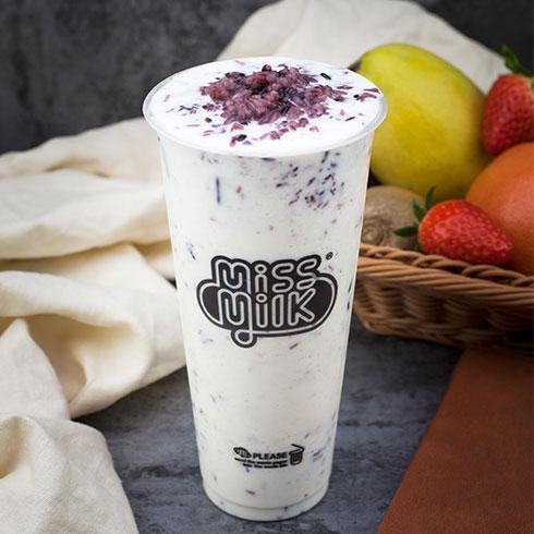 美思蜜可酸奶-黑米椰汁
