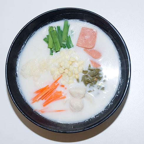 巧味岛米线-什绵奶汁米线
