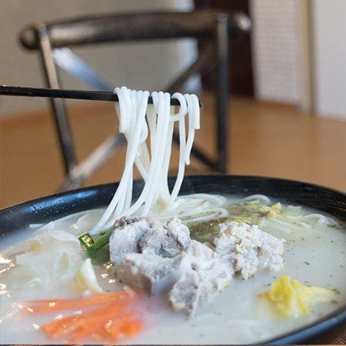 巧味岛米线-清汤排骨米线