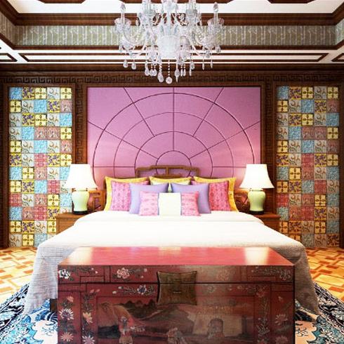 亿嘉利全屋整装-复古卧室