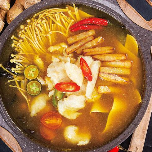 鱼亲遇你酸菜鱼-意式咖喱鱼