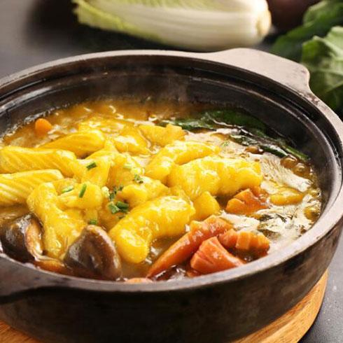 鱼乐煮义啵啵鱼-咖喱啵啵鱼