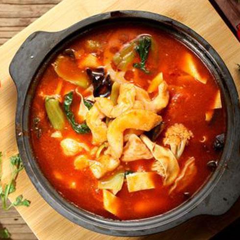鱼乐煮义啵啵鱼-红汤啵啵鱼