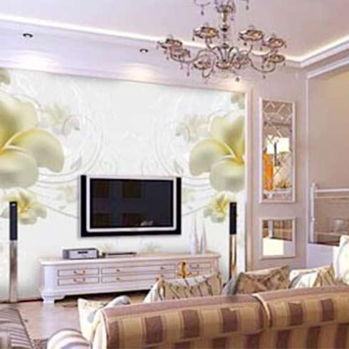 芭莉风情全屋整装-3d背景墙