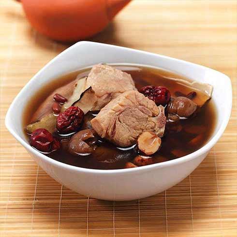 广健堂养生馆-养生排骨汤