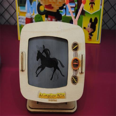 淘气神童益智生活馆-动画盒子
