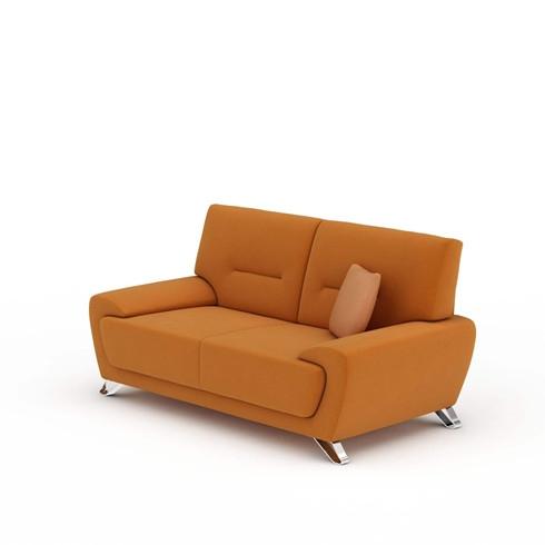 双飞燕-皮质沙发