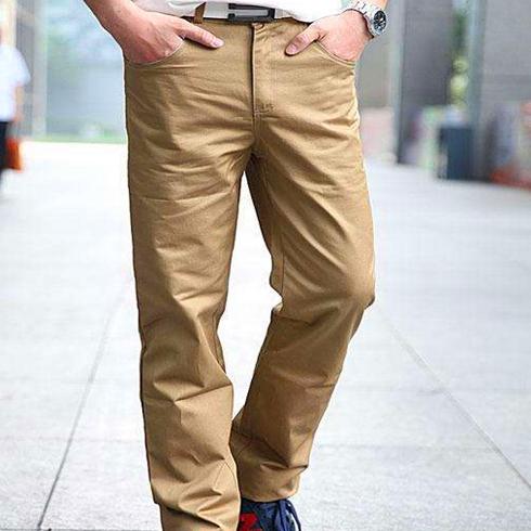 明亚-男式休闲裤