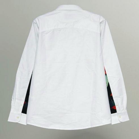 明亚-纯白衬衫