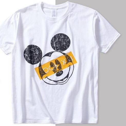 汉明萱-宽松T恤