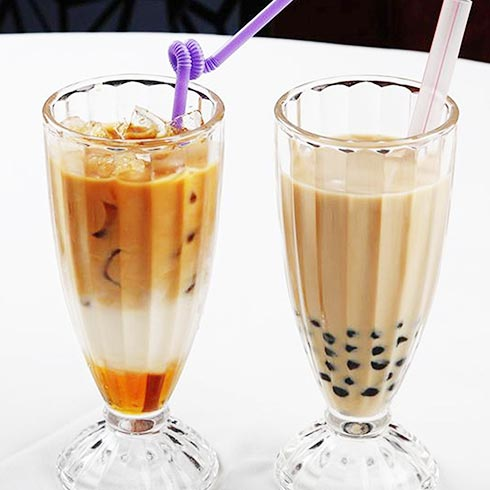 九街婆婆串串香-珍珠奶茶