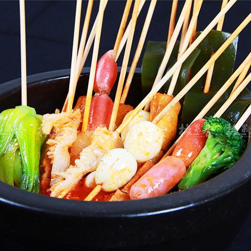 摊果香煎饼果儿-砂锅串串