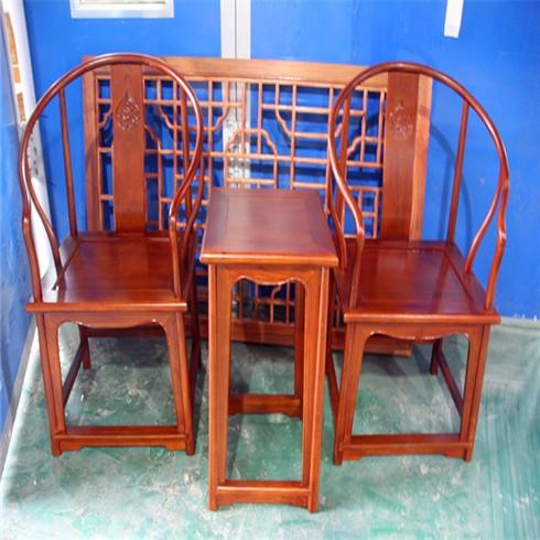 紫金宸-圈椅