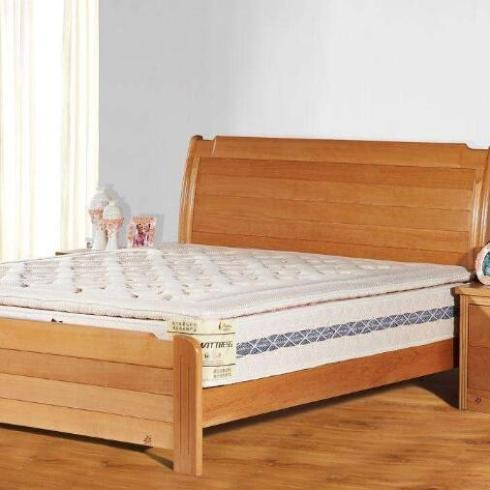 奇绘-实木床