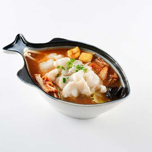 饭儿风酸菜鱼饭-韩式泡菜鱼饭