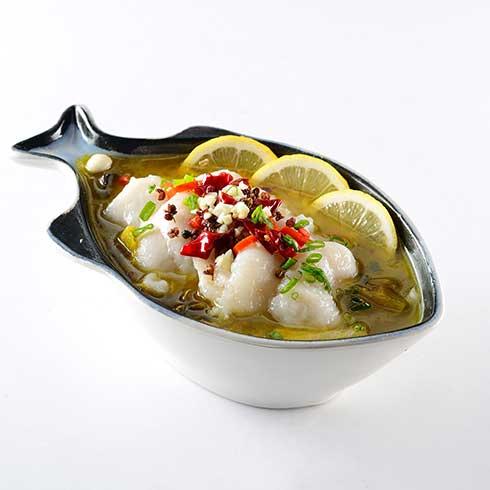 饭儿风酸菜鱼饭-金汤柠檬鱼饭