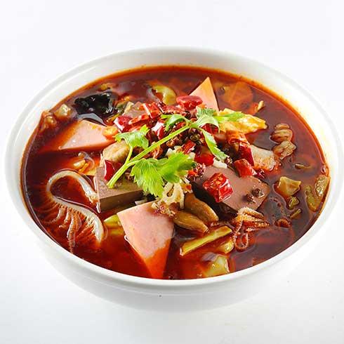 饭儿风酸菜鱼饭-麻辣烫
