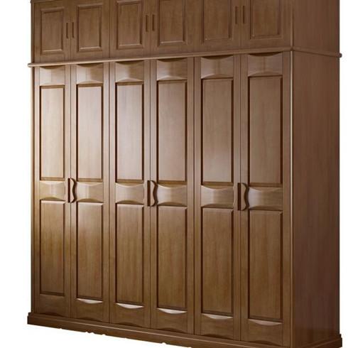 蒲公英-实木衣柜