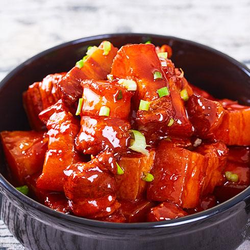 张吉记砂锅饭-招牌红烧肉