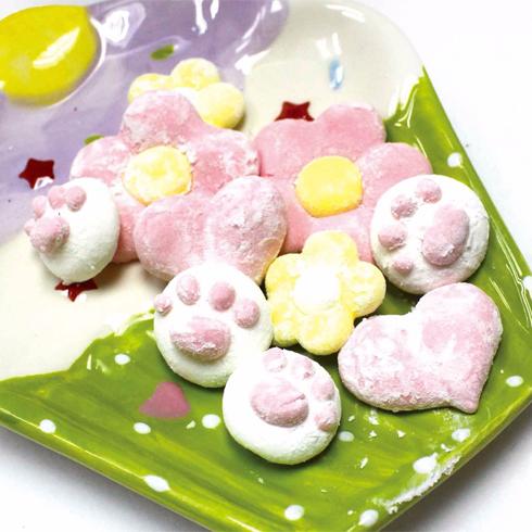 你好猴子儿童餐厅-香草棉花糖