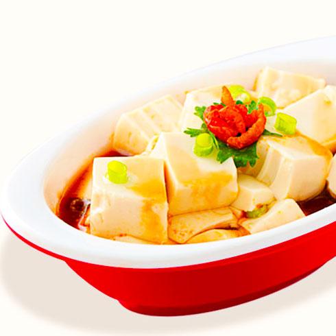 喜妙福水饺-蛋皮豆花