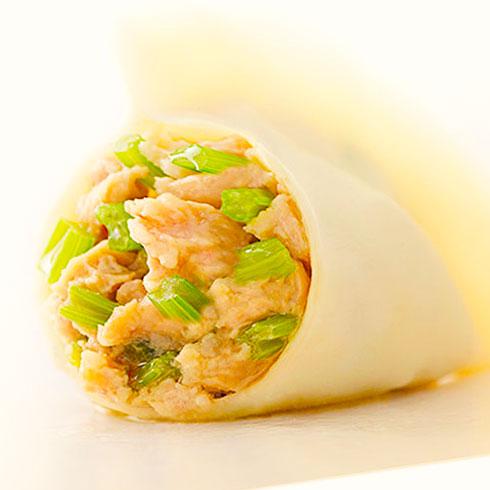 喜妙福水饺-芹菜鲜肉饺子