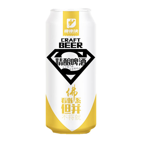 啤啤侠原浆鲜啤-精酿啤酒