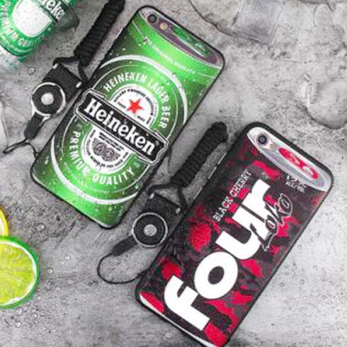 玩美创意手机壳-啤酒系手机壳