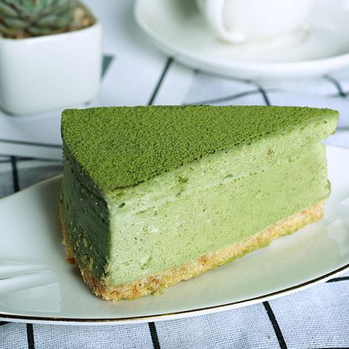 真麦粮品烘焙-抹茶蛋糕