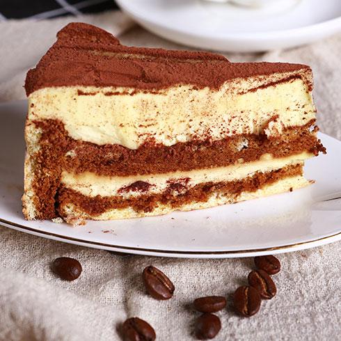 真麦粮品烘焙-巧克力乳酪蛋糕