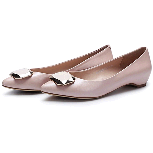比爱靓点女鞋-平底单鞋