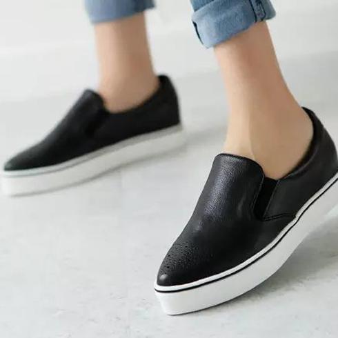 比爱靓点女鞋-懒人鞋