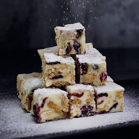 美思蜜可酸奶-蔓越莓坚果牛轧糖