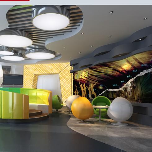 动力时空VR体验馆-超级密室体感冒险
