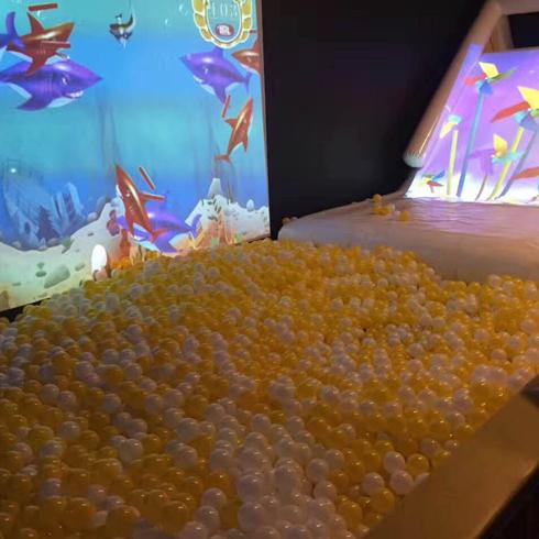 动力时空VR体验馆-AR海洋球